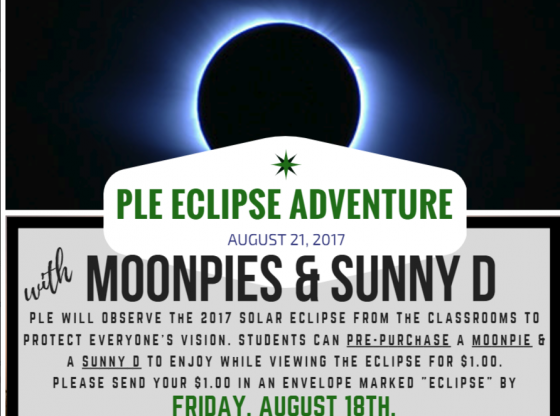 PLE Eclipse Adventure