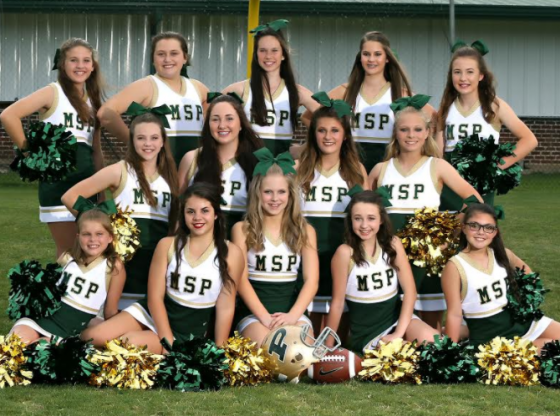 MSP Cheerleader Picture