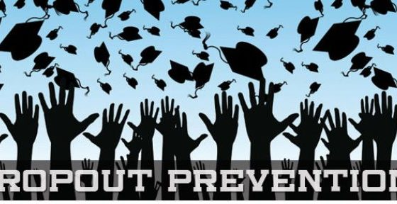 Dropout Prevention Graphic