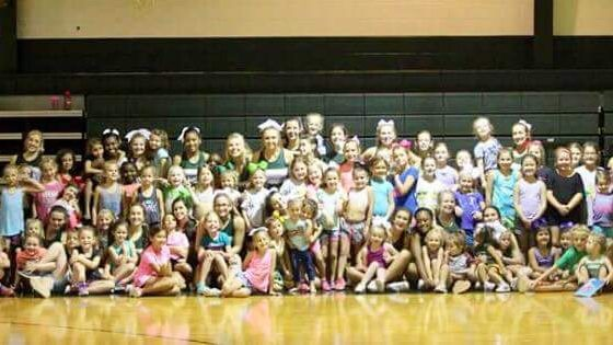 Little Cheer Camp Picture