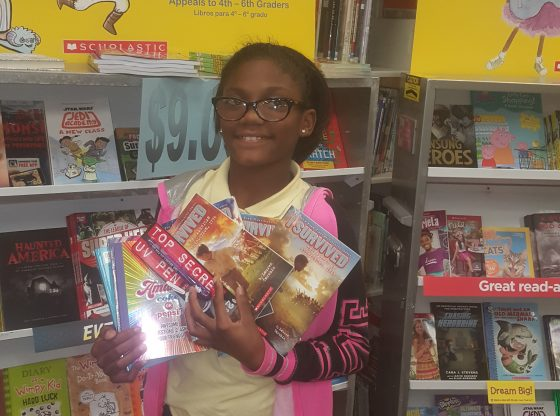 PUE Book Fair Winner