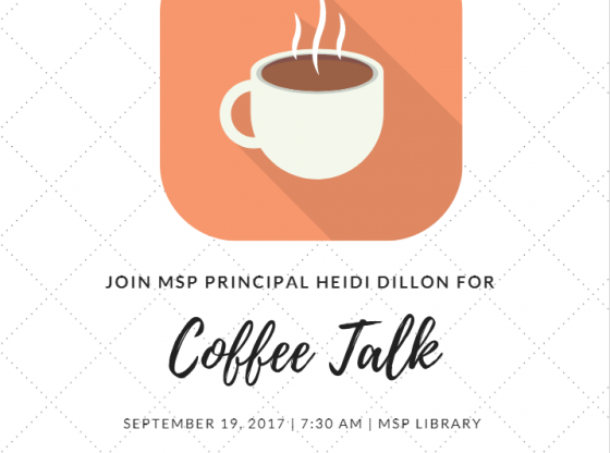 MSP Coffee Talk