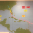 Hurricane Tracking Map Photo