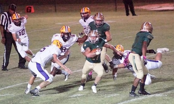 Poplarville vs Purvis PHS Football Pictures