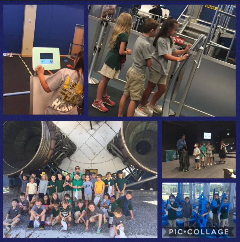 Pictures of the Quest trip to NASA