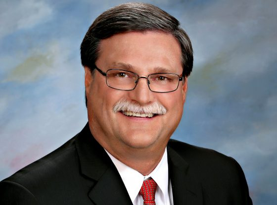 Superintendent Carl Merritt Photo