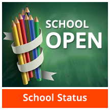 School Open Graphic