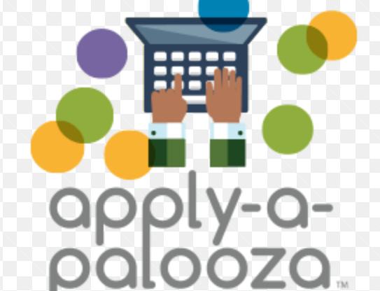 apply a palooza graphic
