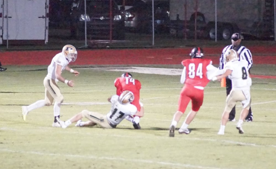 PHS vs St. Stanislaus Action Photos