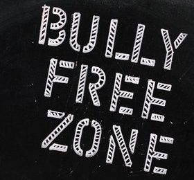 Bully Free Zone Graphic