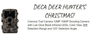 DECA Deer Hunter Raffle