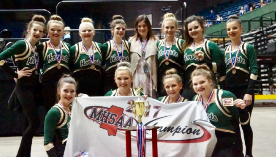 PHS Honeybees State Champs