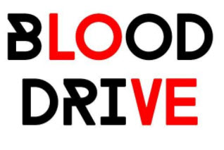 Blood Drive Graphic