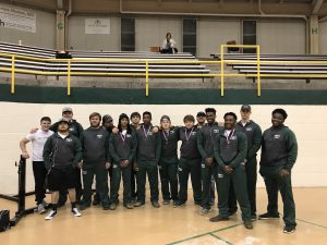 PHS Powerlifting Team
