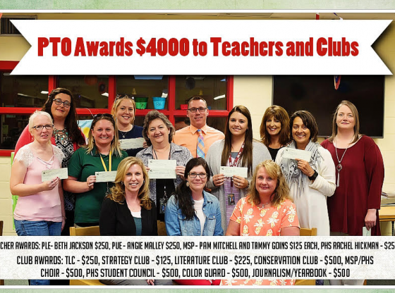 PTO Scholarships Opportunity
