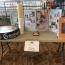 Tobacco Awareness Presentation Table