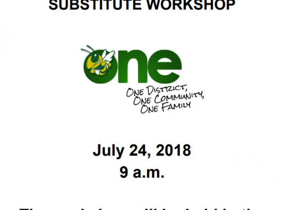 Sub Workshop Flyer Graphic