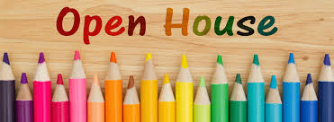 Colorful Open House