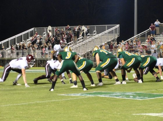 Poplarville Hornets face off against FCAHS for Homecoming.