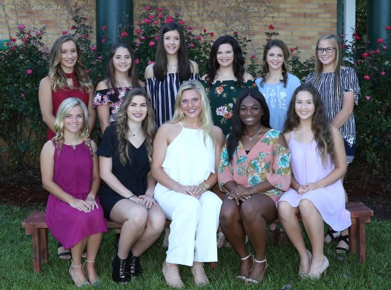 The PHS 2018 Homecoming Court.