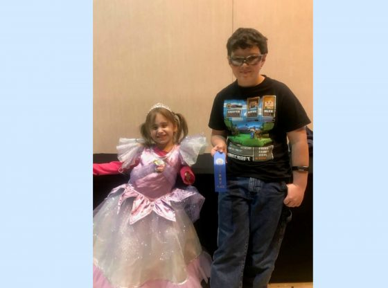 students win reading fair contest