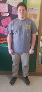 CTE Day at PRCC tshirt front view