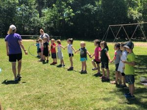 class at field day