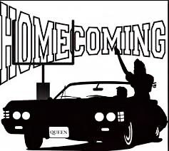 Homecoming Clipart