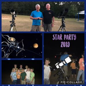 Quest Star Party