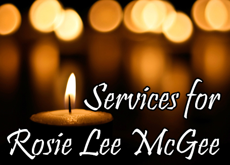Rosie McGee Services
