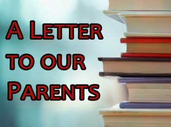 Letter to Our Parents