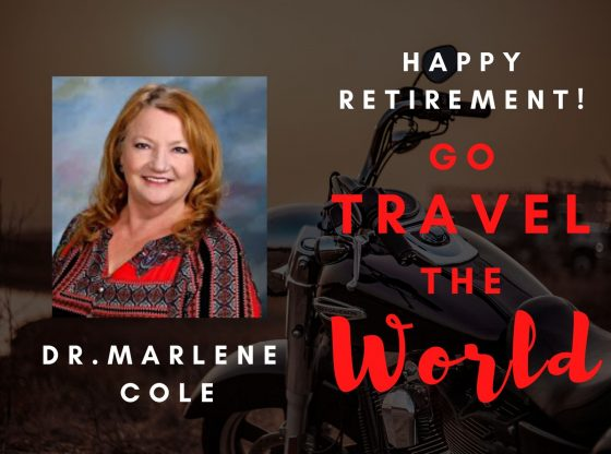 Dr. Cole Retires