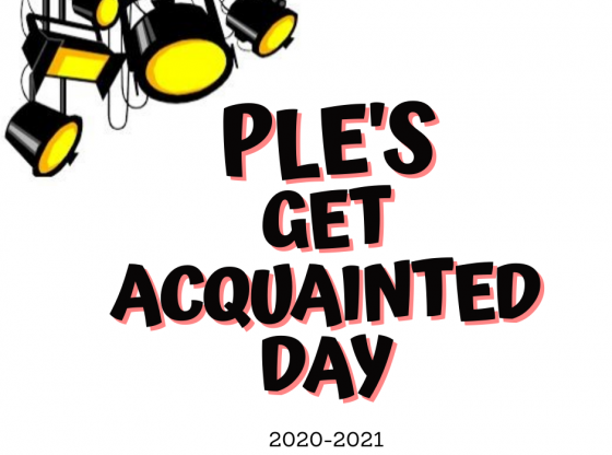 ple get acquainted day