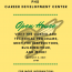 CDC Open House flyer